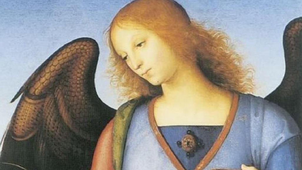 2 Perugino - Arcangelo Raffaele e Tobia